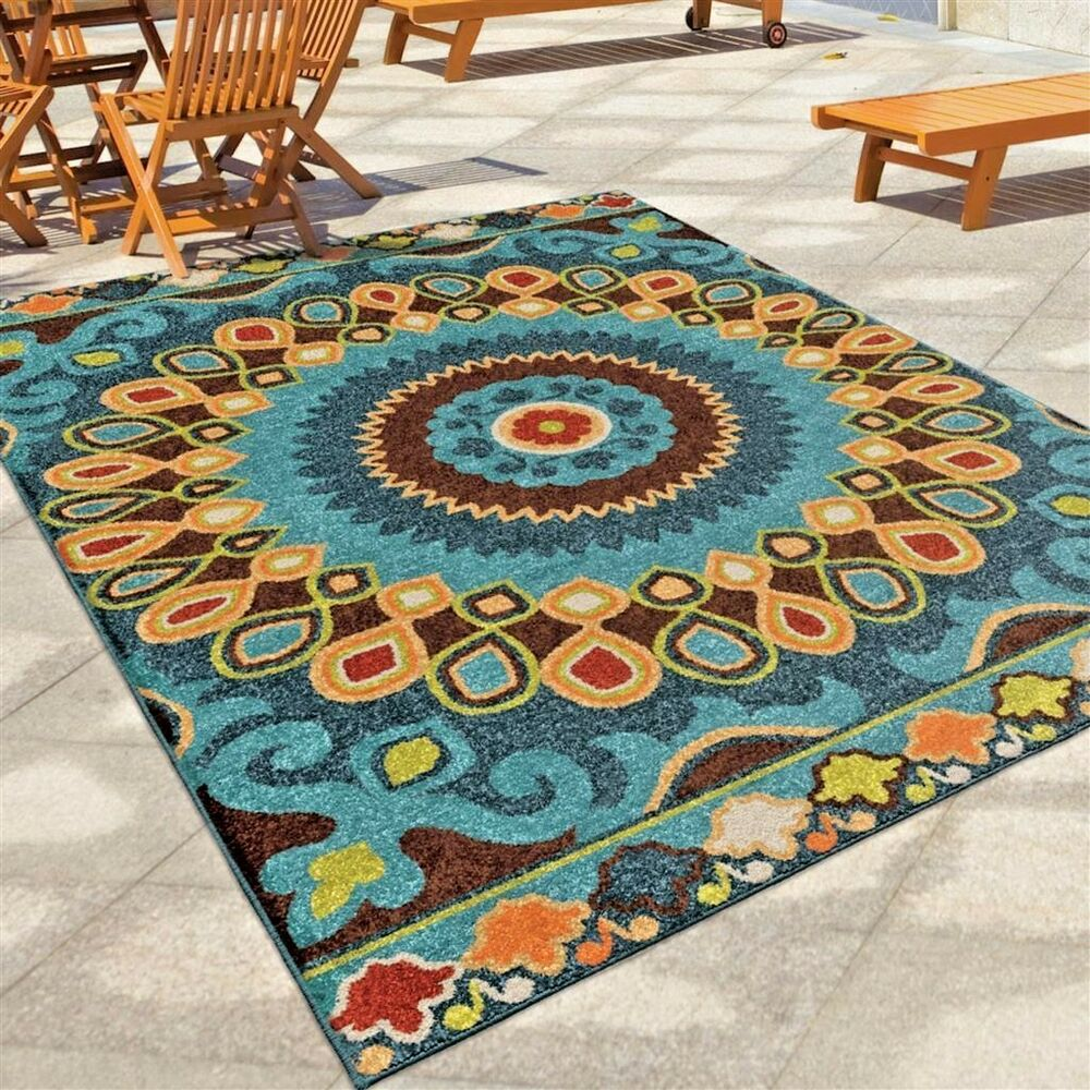 RUGS AREA RUGS 8x10 OUTDOOR RUGS INDOOR OUTDOOR CARPET ... - photo#2