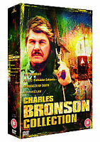 The Charles Bronson Collection - DVD -  Brand New & Sealed