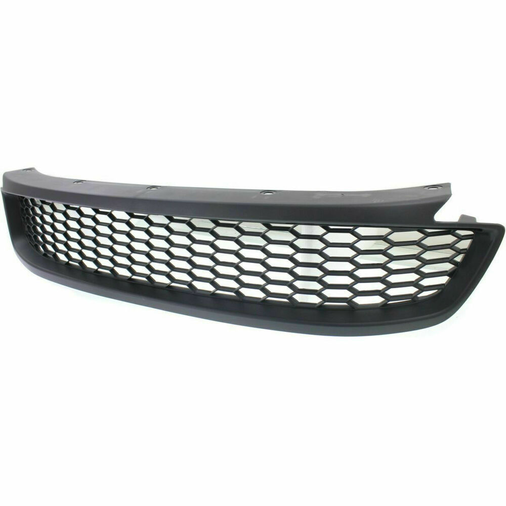 Accord 2013 Coupe >> NEW FRONT BUMPER COVER GRILLE FITS 2013-2015 HONDA ACCORD COUPE HO1036115   eBay