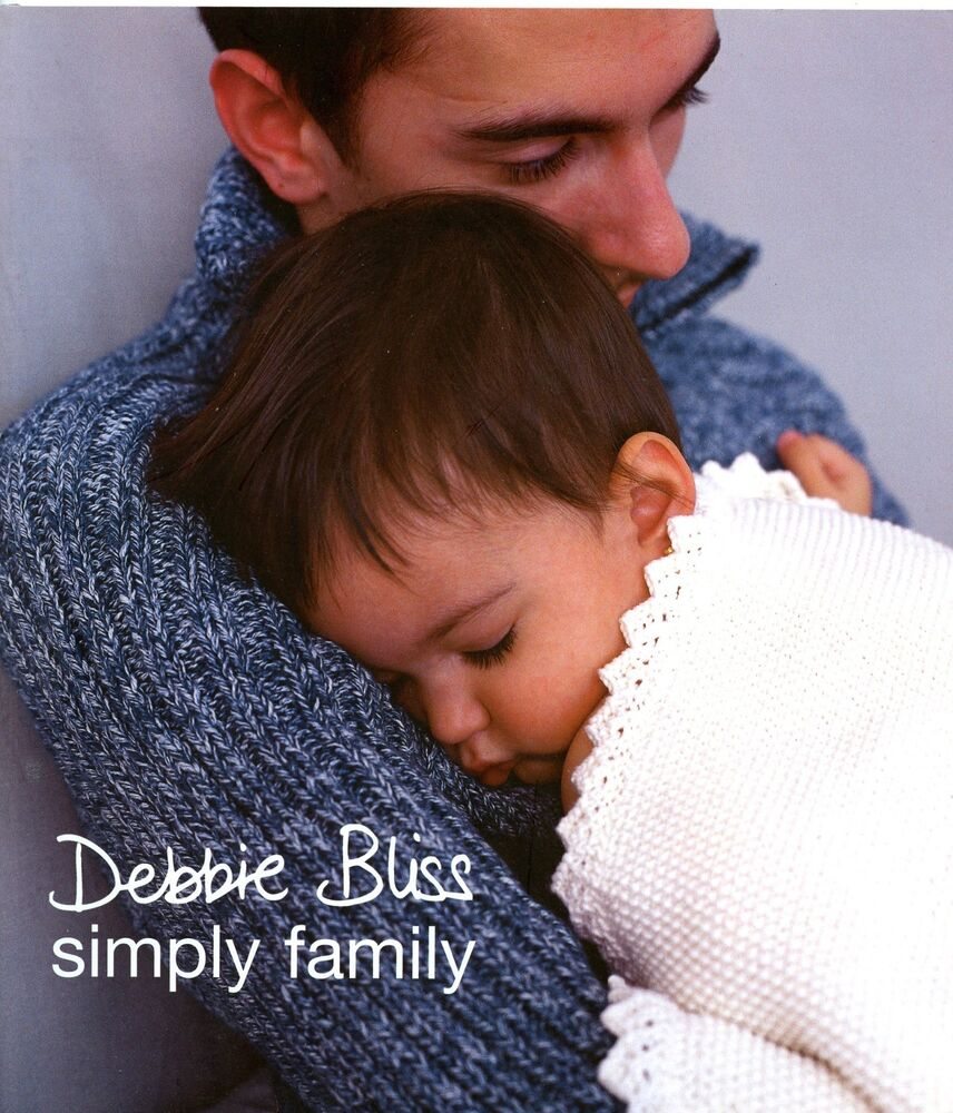 Debbie Bliss - Simply Family - Knitting Pattern Book - 15 ...