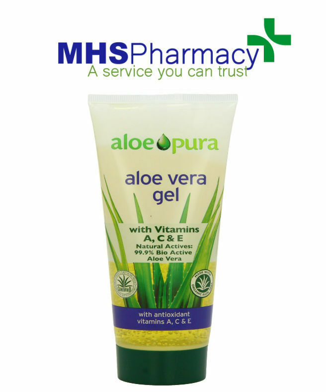 is aloe vera gel good for skin
