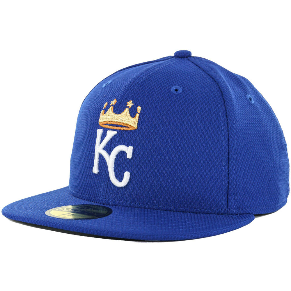 new era 59fifty batting practice 2016 kansas city royals