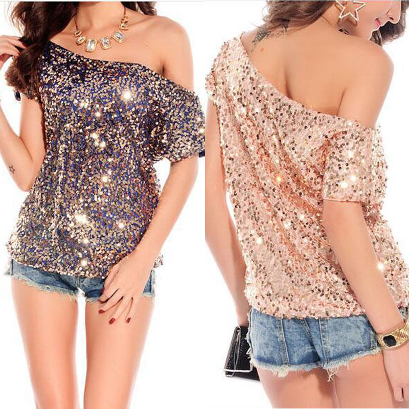 Shop for sequin top tops online at Target. Free shipping on purchases over $35 and save 5% every day with your Target REDcard.