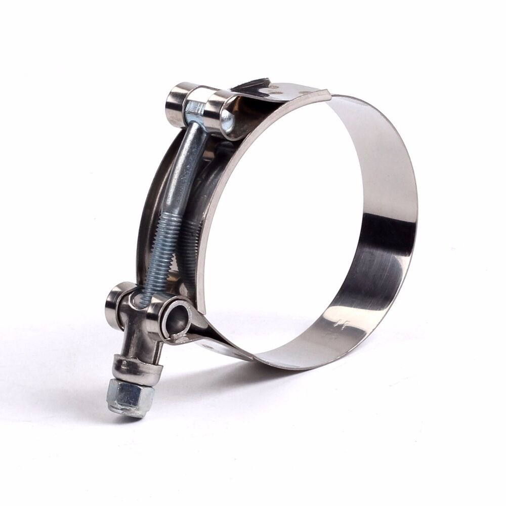 Pc mm stainless steel t bolt clamp for id