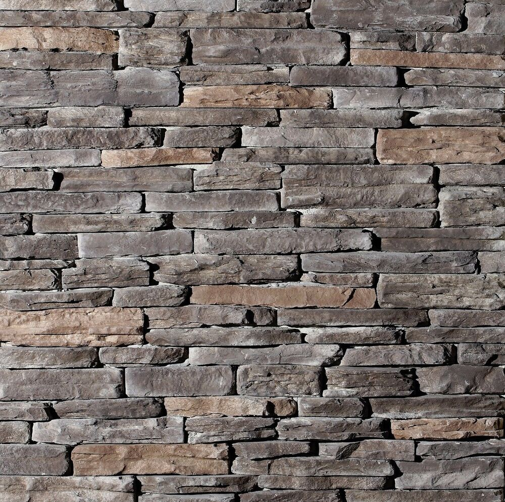 Kentucky ledge stone veneer cultured manufactured 88 for Manufactured veneer stone