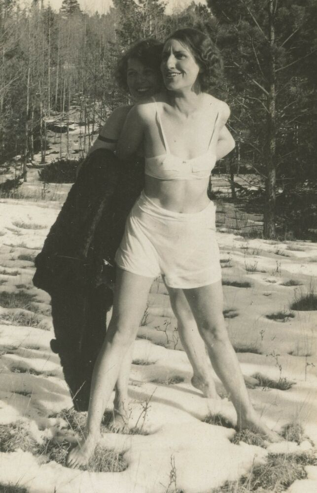 This is a picture of Unforgettable Vintage Risque Photos