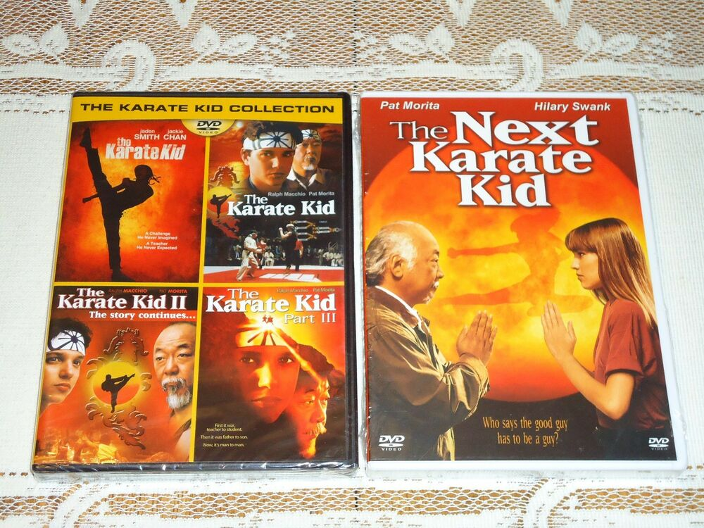 Karate Kid Movie Summary