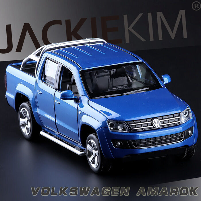 1 32 Scale Volkswagen Amarok Diecast Pick Up Truck Sound