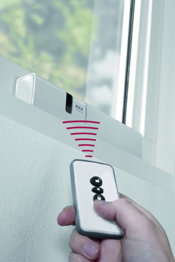 Axa Wireless Electronic Motorised Window Opener Winder