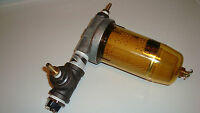 Straight Vegetable Oil (SVO / WVO) 12 V DC HEATED FUEL FILTER - high capacity
