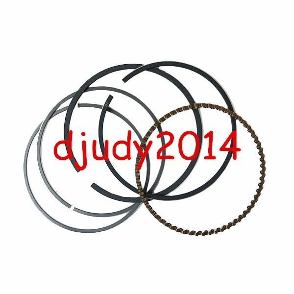52 4mm Ring Set For 110 125cc Dirt Pit Bike Atv Horizontal Engine