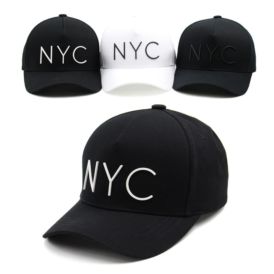 Details about Unisex Mens Womens NYC Snapback Casual Baseball Cap  Adjustable Trucker Hats 692eaf58302