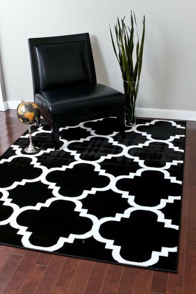 Rugs Area Rugs Carpet Area Rug Black And White Rug Modern