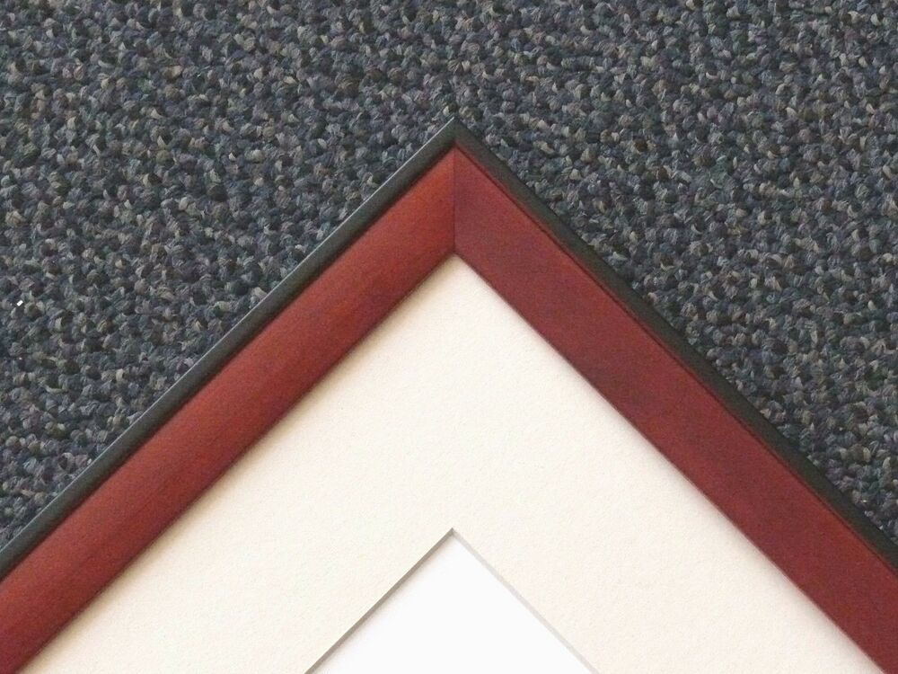 X  Panoramic Picture Photo Poster Frame With Glass