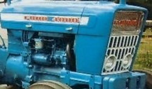 Ford 3000 Engine : Ford tractor cid diesel engine