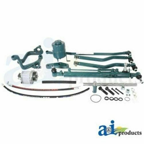 Ford 3000 Replacement Parts : Ford power steering conversion kit vpj