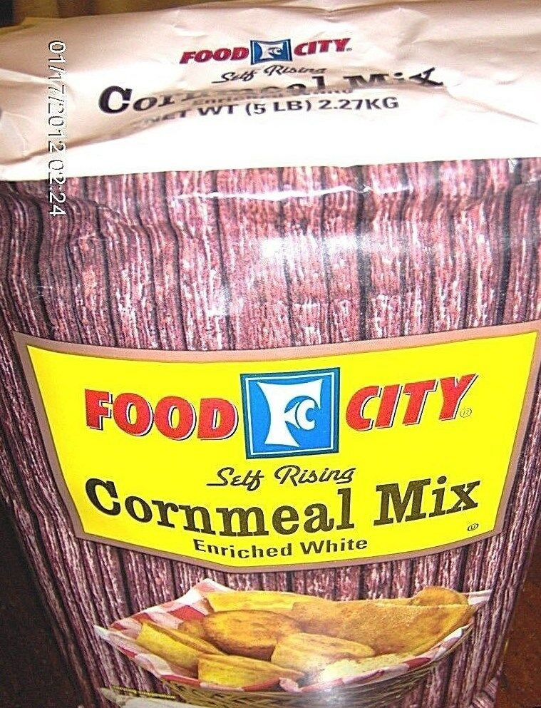 Food City Self Rising Cornmeal