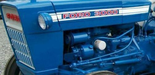 Ford 3000 Hydraulic System Diagram : Ford tractor cid diesel engine overhaul kit in