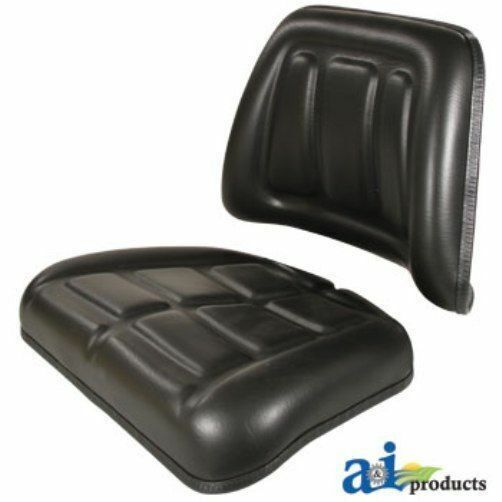 Ford 8000 Tractor Seat Parts : Massey ferguson ford tractor seat cushion kit backrest