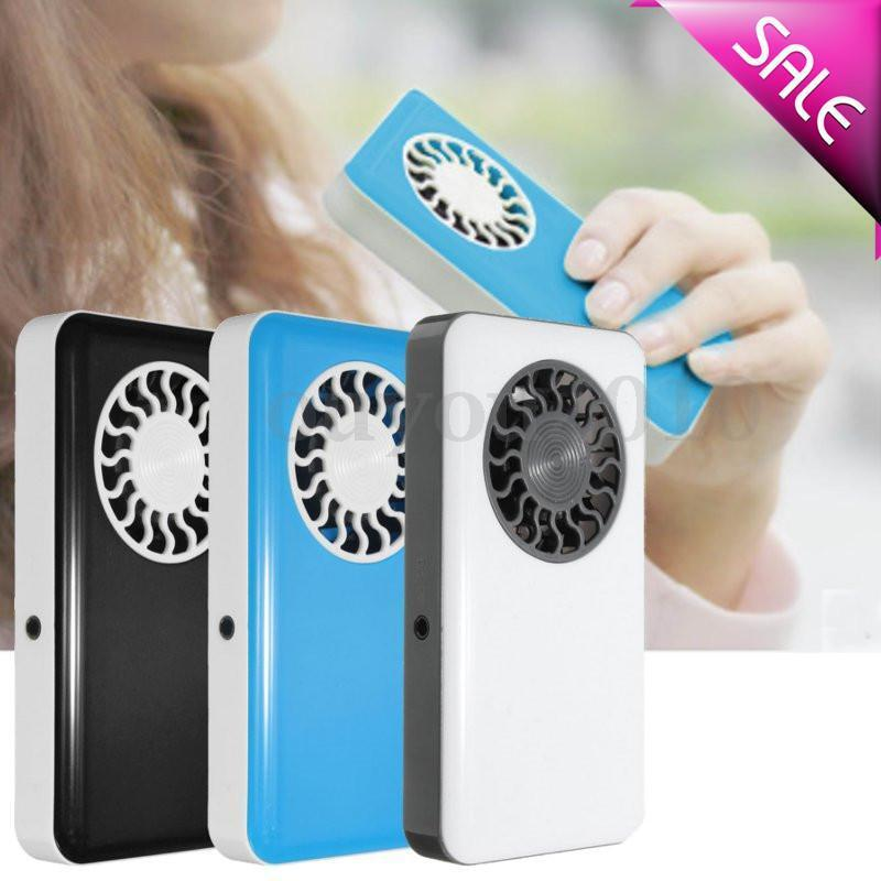 Portable Handheld Usb Mini Air Conditioner Cooler Fan With