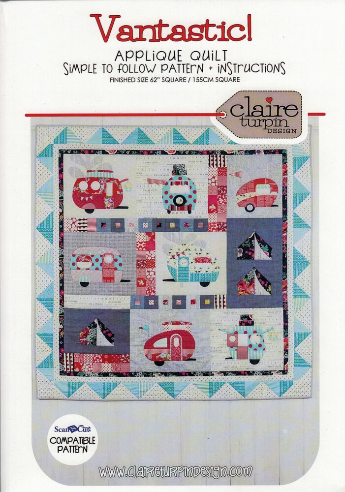 Excellent ISO Vintage Camper Quilt Patterns  SewForumcom