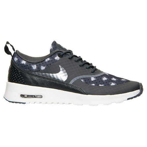 Details about New Nike Women s Air Max Thea Print Shoes (599408-008)  Black Dark Grey Anthracit 29e56109f