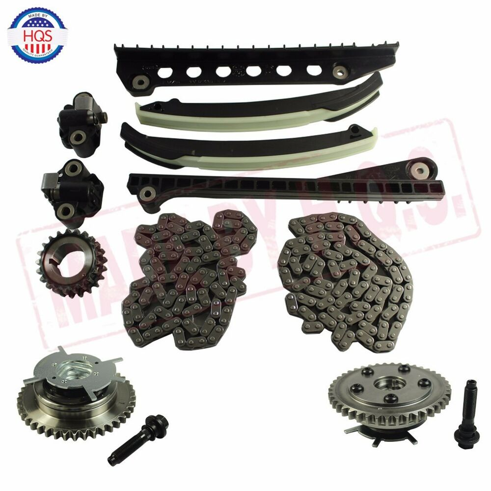 Timing Chain Kit Cam Phaser For 04