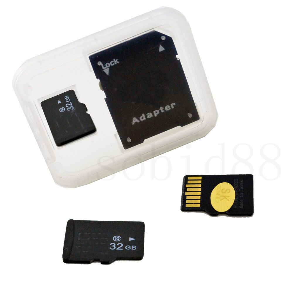 high speed micro sd 32g 32gb memory card tf card for. Black Bedroom Furniture Sets. Home Design Ideas