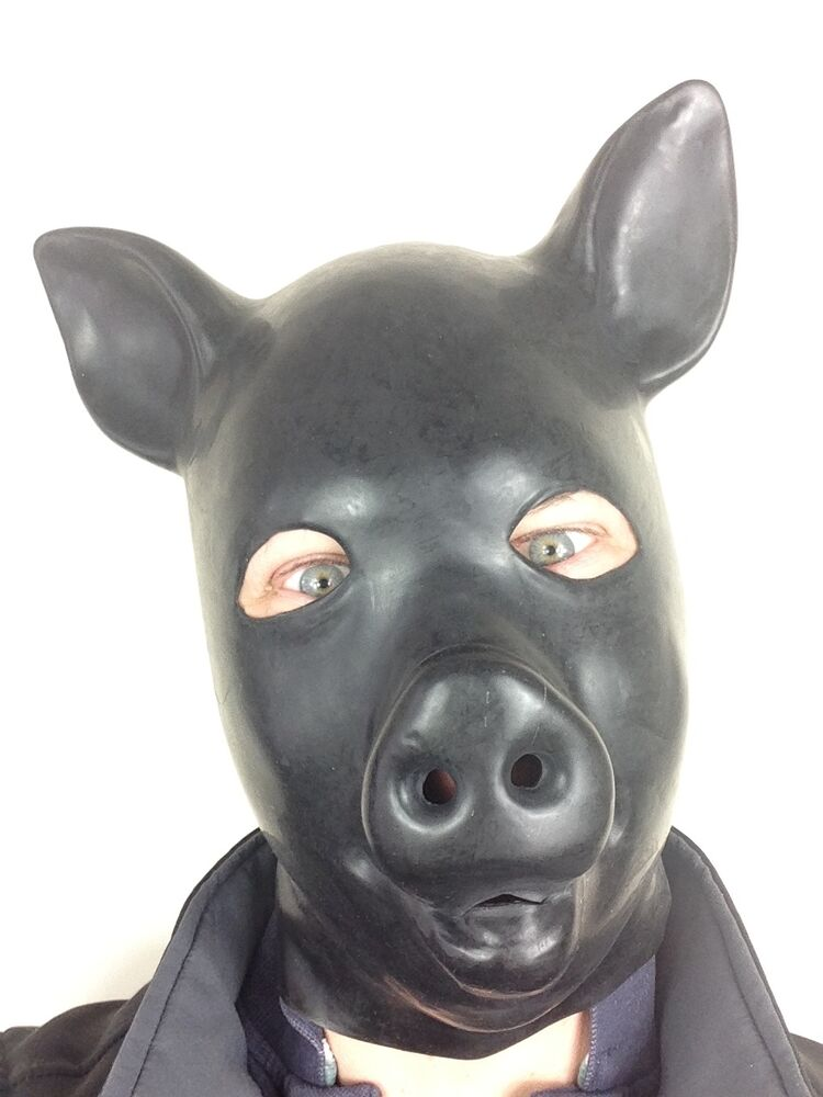 Pig mask domination