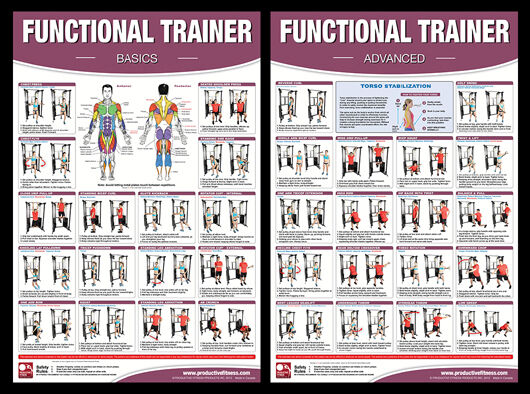 Gold s Gym Trainer 480 User Manual