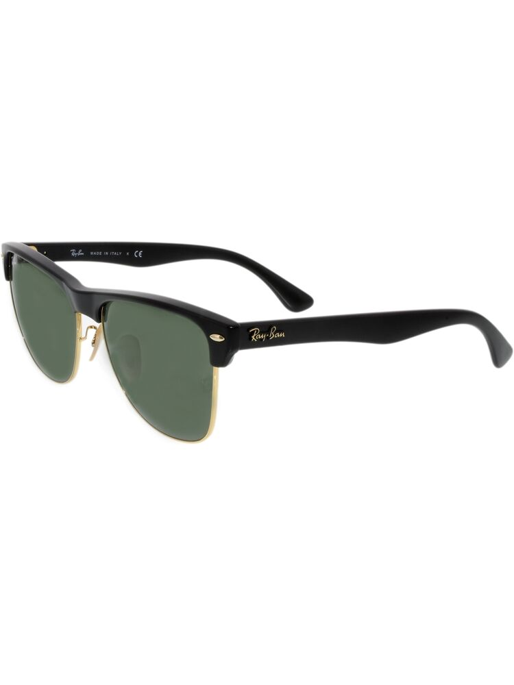 Ray-Ban Men's Clubmaster Oversized RB4175-877-57 Black