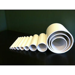 Kyпить Any Size Diameter PVC Pipe Sch. 40 or 80 (1/4