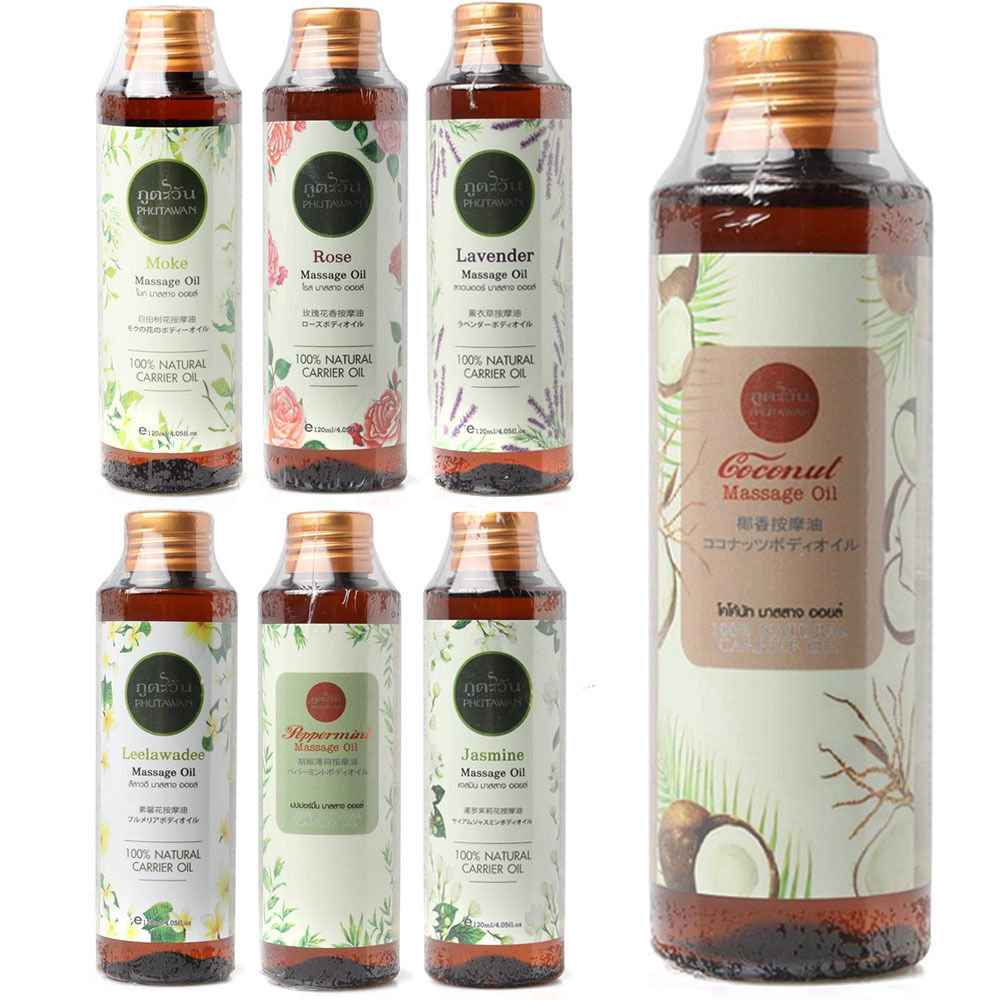 how to choose massage oil