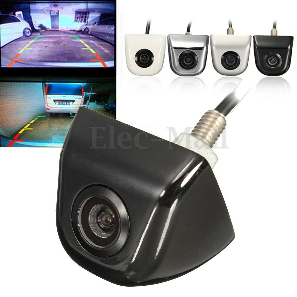hd waterproof 170 car reverse backup night vision camera rear view parking cam 911991061829 ebay. Black Bedroom Furniture Sets. Home Design Ideas