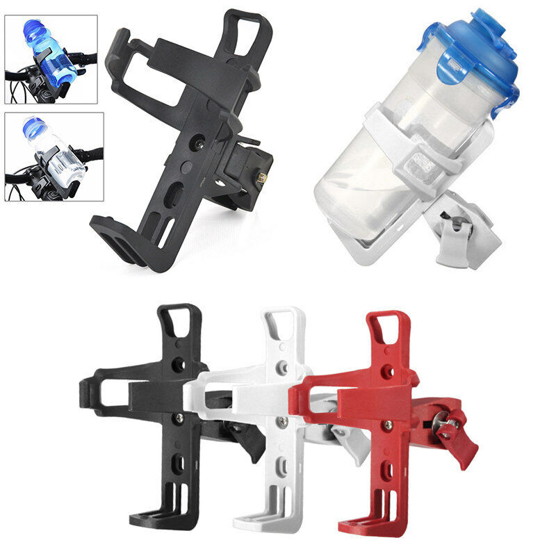 Water Bottle Bike Holder: Motorcycle Bike Bicycle Drink Water Bottle Cup Holder