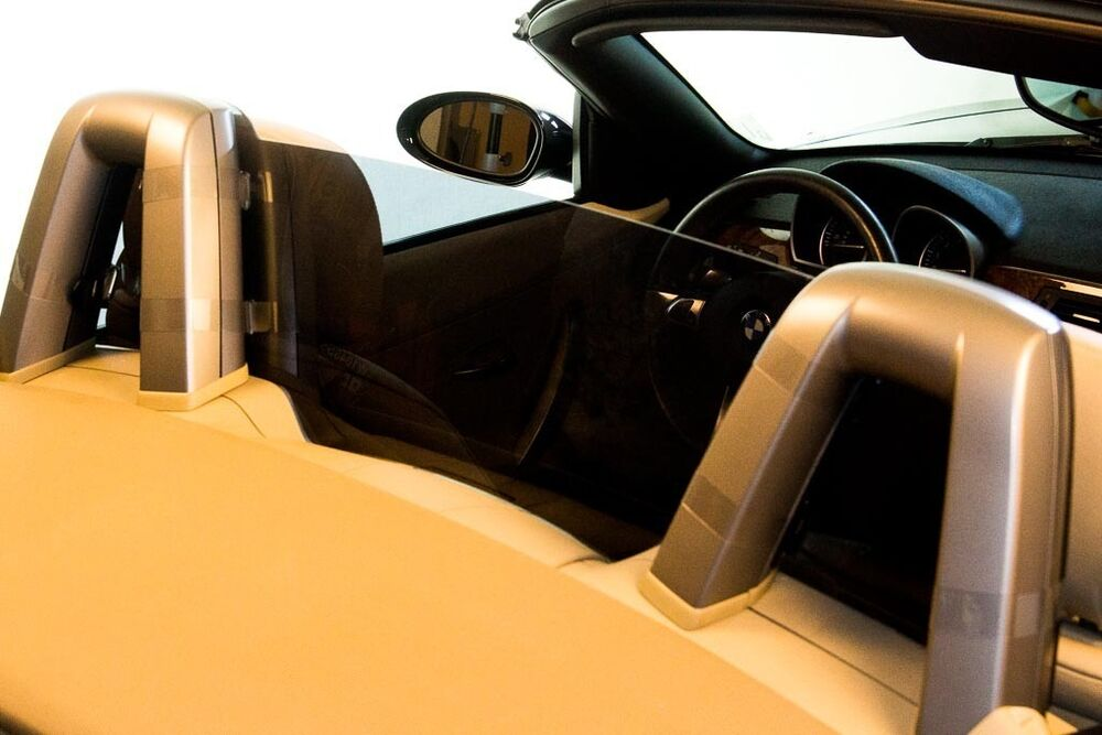 Bmw Z4 02 08 E85 Convertible Windscreen Wind Deflector