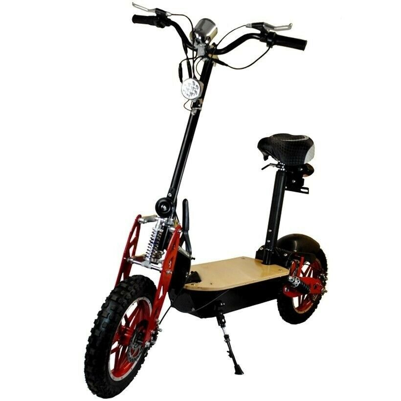 1000w electric micro scooter with suspension top speed. Black Bedroom Furniture Sets. Home Design Ideas