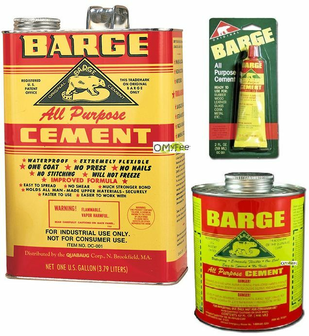 Barge All Purpose Cement Rubber Leather Shoe Waterproof Glue