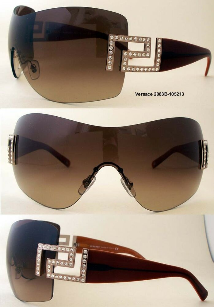 Brand New Authentic 2008 Versace 2083b Sunglasses Ebay