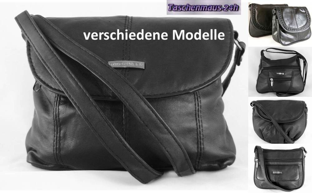damentasche handtasche abendtasche ledertasche klein umh ngetasche schwarz 66xx ebay. Black Bedroom Furniture Sets. Home Design Ideas