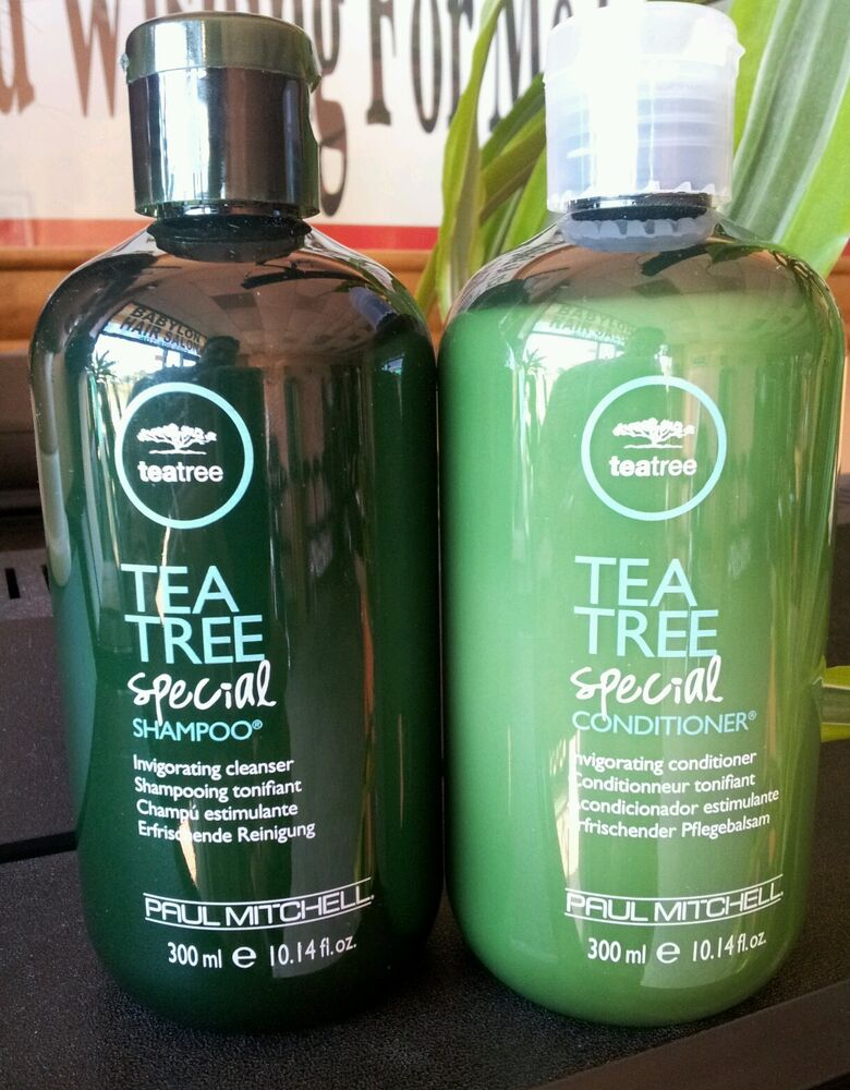 paul mitchell tea tree special shampoo conditioner. Black Bedroom Furniture Sets. Home Design Ideas