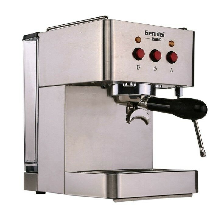 Commercial Automatic Coffee Maker ~ New commercial expobar semi automatic stainless steel