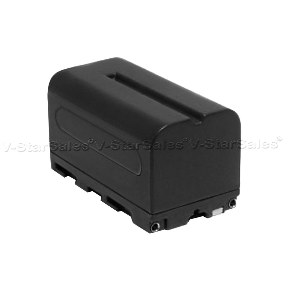 Np F770 Npf770 Battery For Sony Ccd Tr940 Tr930 Tr910 Tr67