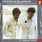 Santana & McLaughlin - Love Devotion Surrender ( CD ) NEW / SEALED