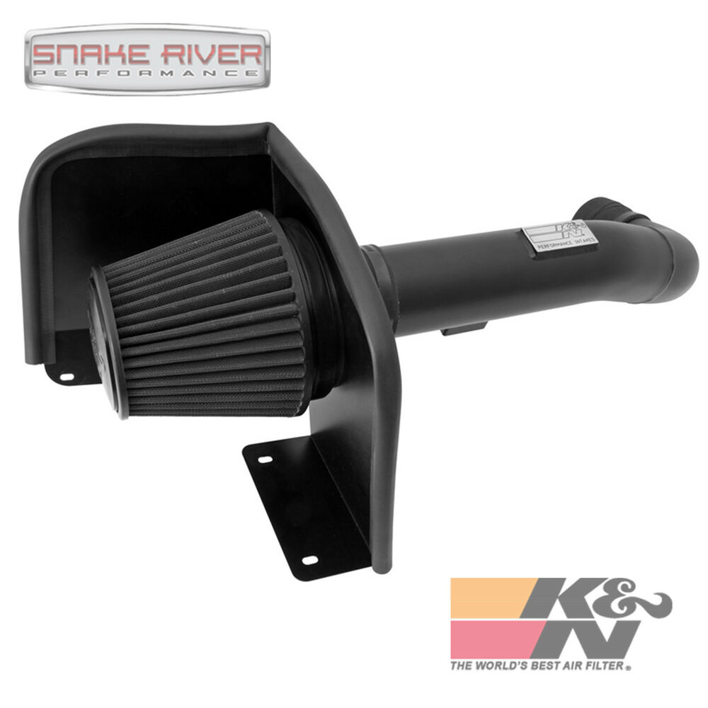 Cold Air Intake For Chevy Silverado 1500 >> K&N BLACKHAWK COLD AIR INTAKE SYSTEM 09-13 CHEVY SILVERADO GMC SIERRA 1500 | eBay