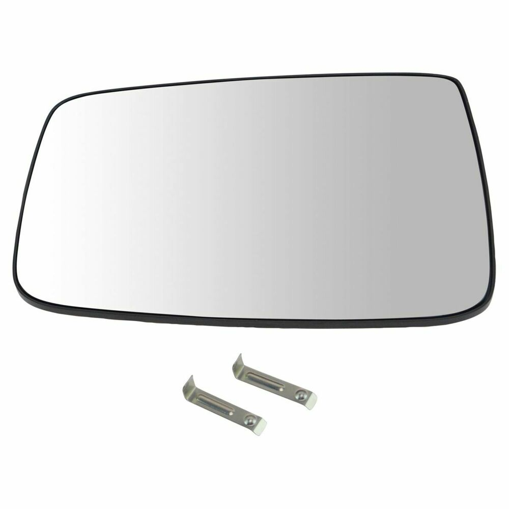 Oem Power Folding Heated Mirror Glass W Backing Plate