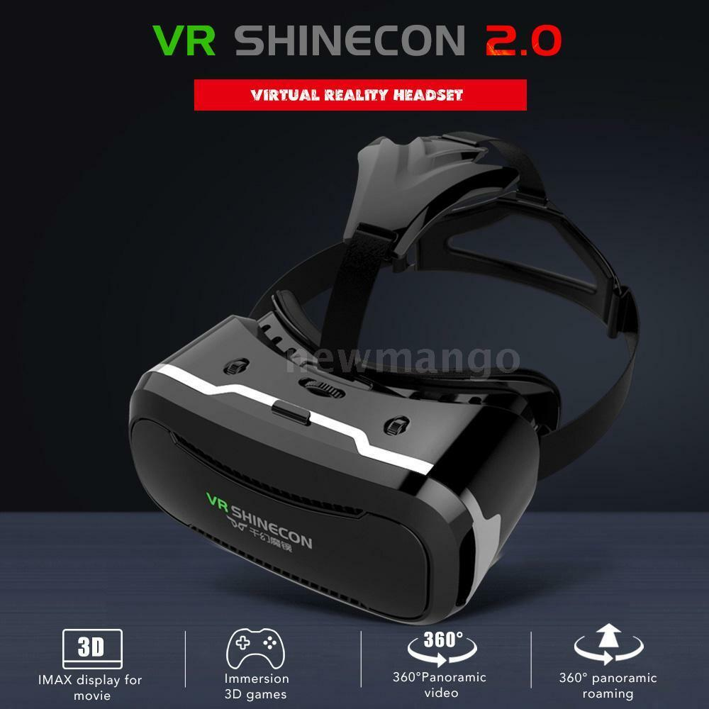 vr games for iphone vr shinecon 2 0 reality 3d glasses 1721