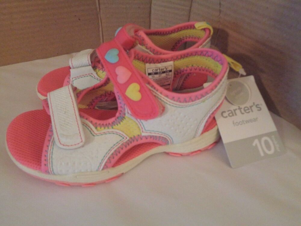 nwt s white and pink toddler w light up hearts