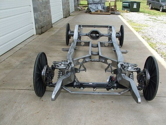 1955 1956 1957 Chevy Frame Chassis Ebay