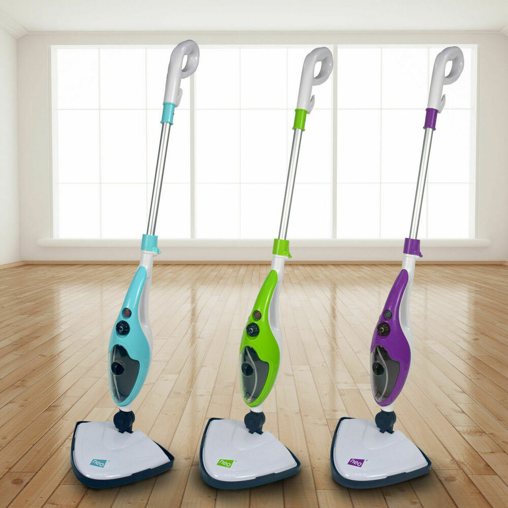steam floor cleaners 10 in 1 1500w neo 174 steam mop cleaner floor carpet 12974